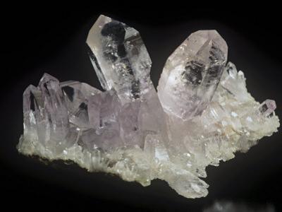 Amethyst Crystals, Vera Cruz, Mexico