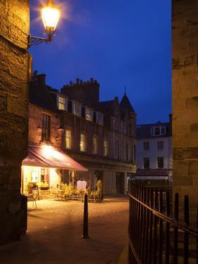 The Dolls House Restaurant, St Andrews, Fife, Scotland by Mark Sunderland