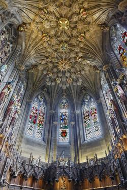 Europe, Scotland, Edinburgh, St Giles Cathedral by Mark Sykes