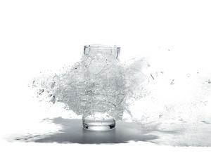 A Shattering Glass of Water by Mark Thiessen
