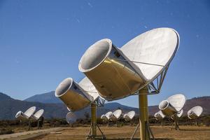 The Allen Telescope Array, a Radio Interferometer by Mark Thiessen