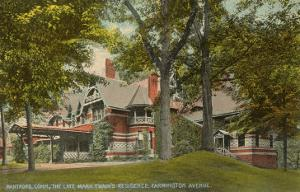 Mark Twain House, Hartford, Connecticut