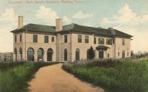 Mark Twain Residence, Redding, Connecticut