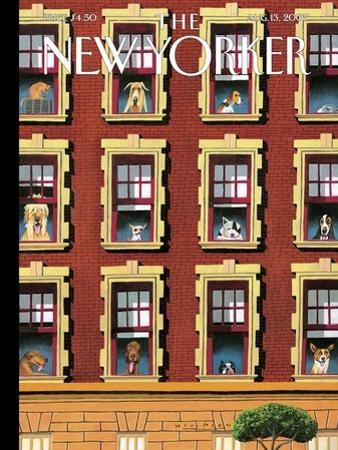 The New Yorker Cover - August 13, 2007