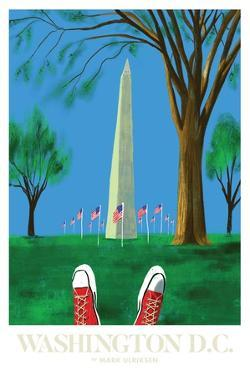 Washington DC by Mark Ulriksen
