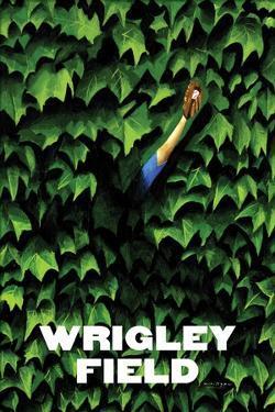Wrigley Field by Mark Ulriksen
