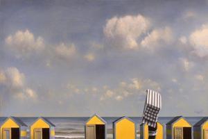 Beachboy by Mark Van Crombrugge