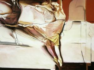 Beautiful Dancers 6 by Mark Van Crombrugge