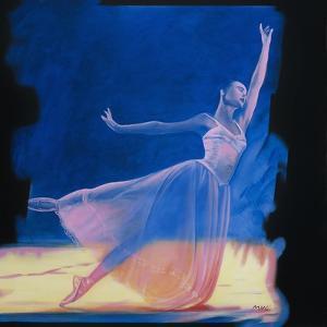Beautiful Dancers 9 by Mark Van Crombrugge