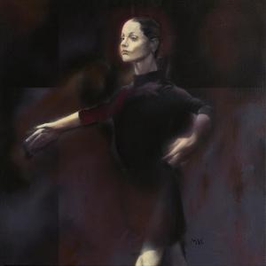 Dancers 19 by Mark Van Crombrugge