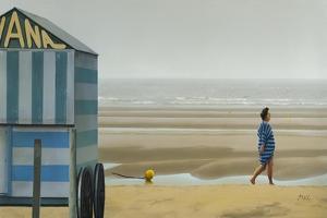 Diana Walking by Mark Van Crombrugge