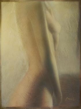 Woman 2 Copy by Mark Van Crombrugge