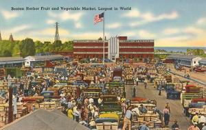Market, Benton Harbor, Michigan