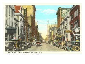 Market Street, Wheeling, West Virginia