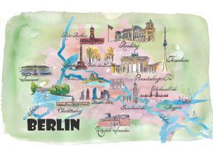 Berlin Germany by Markus Bleichner