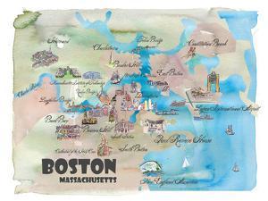 Boston Massachusetts by Markus Bleichner