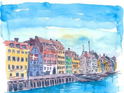 Copenhagen Denmark by Markus Bleichner
