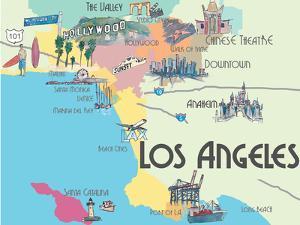 Los Angeles by Markus Bleichner