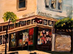 Love N Haight in Haight Ashbury by Markus Bleichner