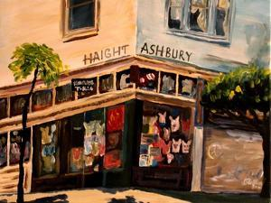 Love N Haight in Haight Ashbury by Markus Bleichner
