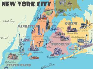 New York City Ii by Markus Bleichner