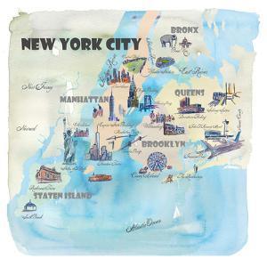 New York City by Markus Bleichner
