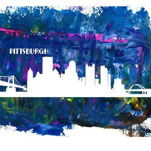 Pittsburgh Pennsylvania Ii by Markus Bleichner
