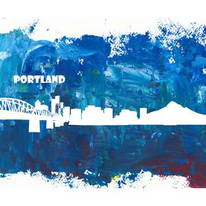 Portland Oregon by Markus Bleichner