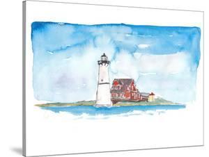 Rock Island Lighthouse by Markus Bleichner