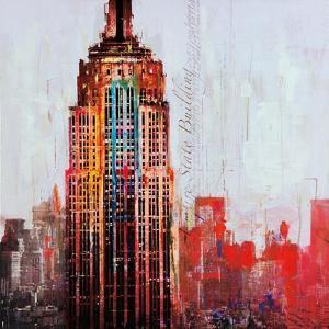 The City That Never Sleeps I by Markus Haub