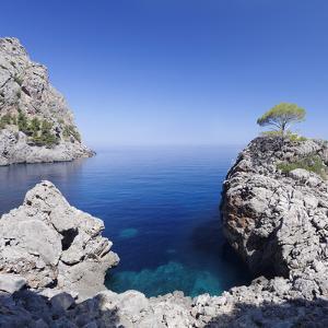 Bay Cala De Sa Calobra, Majorca (Mallorca), Balearic Islands (Islas Baleares) by Markus Lange