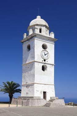 Bell Tower, Canari, Corsica, France, Mediterranean, Europe by Markus Lange