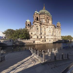 Berliner Dom (Berlin Cathedral), Spree River, Museum Island, UNESCO World Heritage Site, Mitte, Ber by Markus Lange