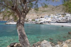 Chora Sfakion, South Crete, Crete, Greek Islands, Greece, Europe by Markus Lange