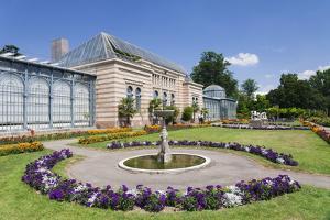Greenhouse by Markus Lange