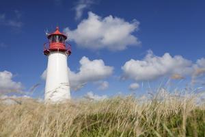 Lighthouse List West by Markus Lange