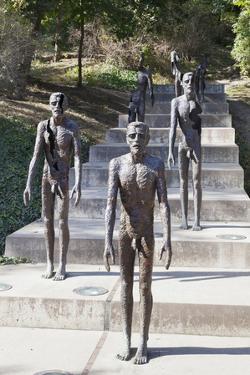 Memorial of the Victims of Communism, Prague, Bohemia, Czech Republic, Europe by Markus Lange