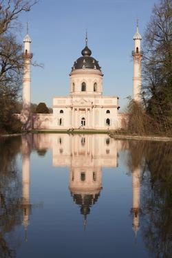 Mosque in Schlosspark, Schloss Schwetzingen, Schwetzingen by Markus Lange