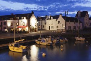 Old Fishery Port, Port Haliguen, Quiberon, Cote De Morbihan, Brittany, France, Europe by Markus Lange