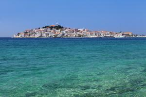 Primosten, Adriatic Coast, Dalamtia, Croatia, Europe by Markus Lange
