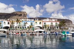 Puerto De Mogan, Gran Canaria, Canary Islands, Spain, Atlantic, Europe by Markus Lange