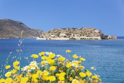 Spinalonga Island (Kalidon), Former Leper Colony, Gulf of Mirabello by Markus Lange
