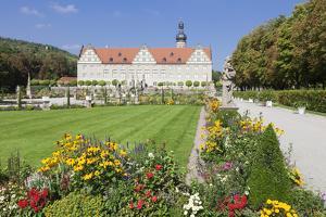 Weikersheim Castle, Hohenlohe Region, Taubertal Valley by Markus Lange