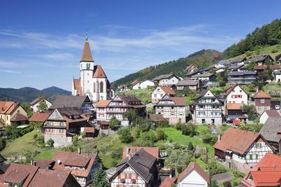 Reichental, Black Forest, Baden Wurttemberg, Germany, Europe