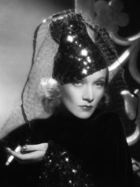 "Marlene Dietrich. ""Angel"" 1937, Directed by Ernst Lubitsch"