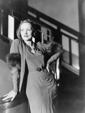 Marlene Dietrich, c.1930