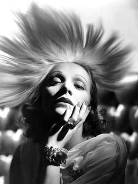 Marlene Dietrich, Ca. 1937