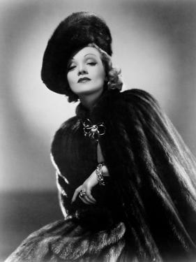 Marlene Dietrich, Ca. Late 1930s