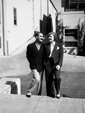 Marlene Dietrich, Groucho Marx