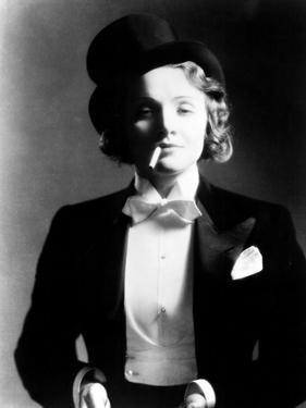Marlene Dietrich, Portraitc.1930s